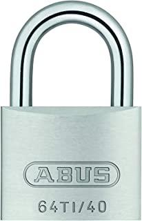 ABUS 10559730 Candado Amarillo